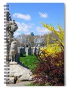Cavalry Afternoon Spiral Notebook