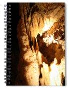 Cave 10 Spiral Notebook