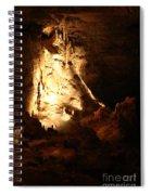 Cave 12 Spiral Notebook
