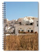 Cave Hotel Spiral Notebook