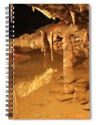 Cave Reflections Spiral Notebook