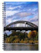 Caveman Bridge Spiral Notebook
