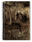 Cavern Reflections Spiral Notebook