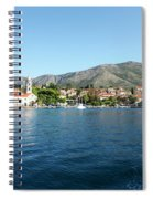 Cavtat, Croatia Spiral Notebook