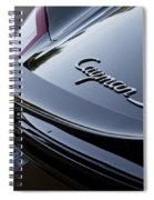 Cayman S Spiral Notebook