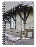Cayuga Town Hall Spiral Notebook