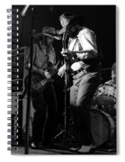 Cdb Winterland 12-13-75 #2 Spiral Notebook