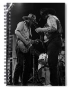 Cdb Winterland 12-13-75 #22 Spiral Notebook