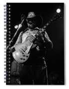 Cdb Winterland 12-13-75 #4 Spiral Notebook