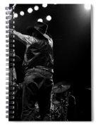 Cdb Winterland 12-13-75 #44 Spiral Notebook