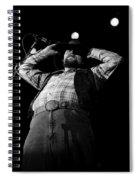 Cdb Winterland 12-13-75 #48 Spiral Notebook