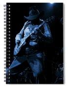 Cdb Winterland 12-13-75 #51 Enhanced In Blue Spiral Notebook