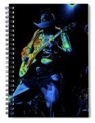 Cdb Winterland 12-13-75 #51 Enhanced In Cosmicolors #1 Spiral Notebook