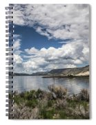 Blue Mesa Spiral Notebook