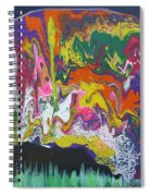 Ceci N'est Pas Un Buffle Spiral Notebook