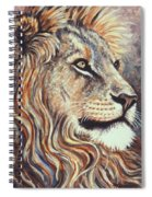 Cecil The Lion Spiral Notebook