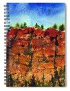 Cedar Breaks Spiral Notebook