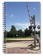 Cedar Street Crossing Spiral Notebook
