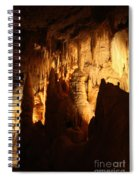 Ceiling Formations - Cave Spiral Notebook