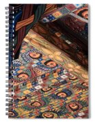 Ceiling Paintings, Abba Pantaleon Monastery Spiral Notebook