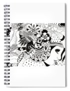 Ceilings And Floors 1 Spiral Notebook