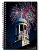 Celebrate Bethlehem Spiral Notebook