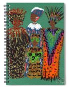 Celebration II Spiral Notebook