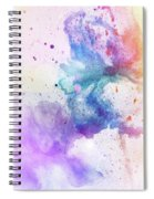 Celebration Of Colors  Spiral Notebook