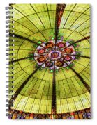 Celebration Of Glass Spiral Notebook