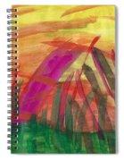 Celebration Of Spring Spiral Notebook