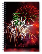 Celebration Through The Lens Baby Spiral Notebook