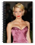 Celebrity Spiral Notebook