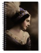 Celeste Aida Spiral Notebook