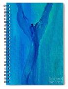 Celestial Angel Spiral Notebook