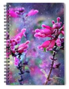 Celestial Blooms-2 Spiral Notebook