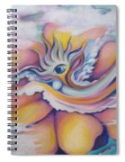 Celestial Eye Spiral Notebook