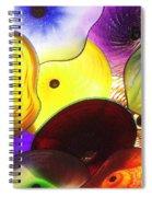 Celestial Glass 1 Spiral Notebook