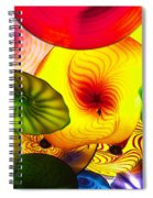 Celestial Glass 2 Spiral Notebook