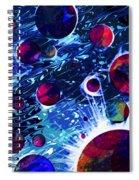 Celestial Sounds Spiral Notebook