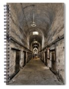 Cell Block  Spiral Notebook
