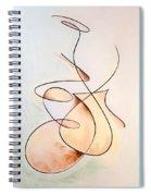 Cello Spiral Notebook