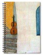 Cello No 2 Spiral Notebook