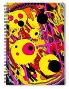 Cells Spiral Notebook