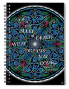 Celtic Dreamcatcher Spiral Notebook