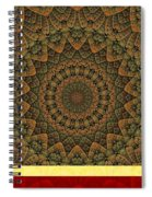 Celtic Hills Spiral Notebook