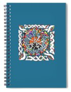 Celts Box Spiral Notebook