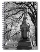 Cemetery 1 Spiral Notebook
