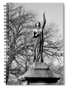 Cemetery 6 Spiral Notebook