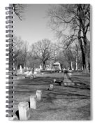 Cemetery 7 Spiral Notebook