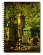 Cemetery In Charleston Spiral Notebook